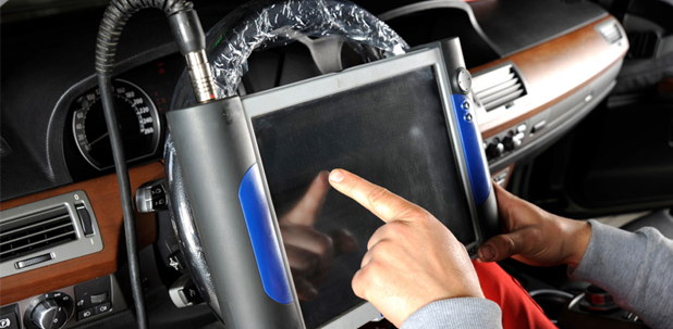 Elektronische diagnose